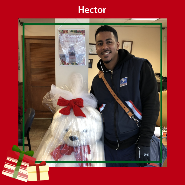 Teddy Bear Winner Hector